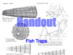 Ktunaxa Fish Trap Handout