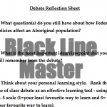 Federal Policy Debate Reflection