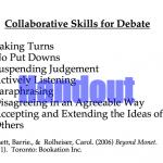 Federal Policy Debate Skills
