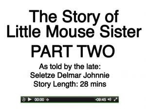 Little Mouse Sister Part 2